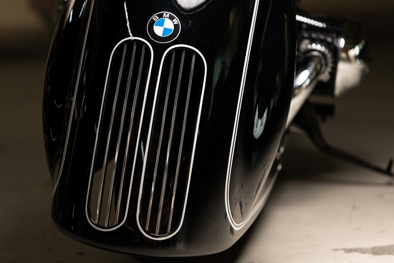 Kingston Custom: кастом BMW R18 Spirit of Passion