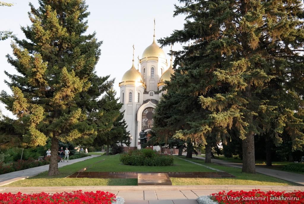 Церковь на Мамаевом кургане, Волгоград 2020