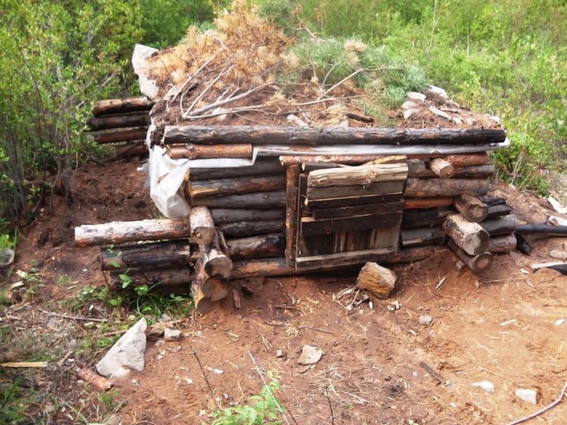 На окраине Читы растут поселения бомжей
