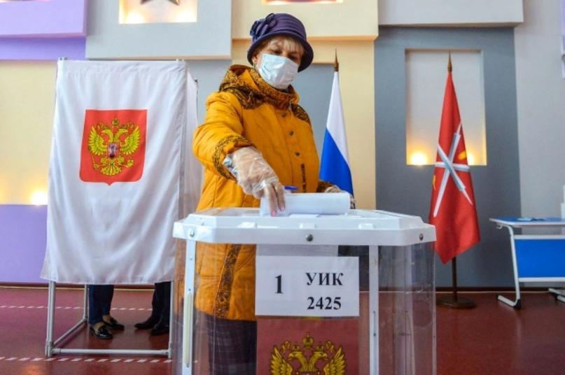 В ЦИК назвали высокой явку в первый день выборов в Госдуму