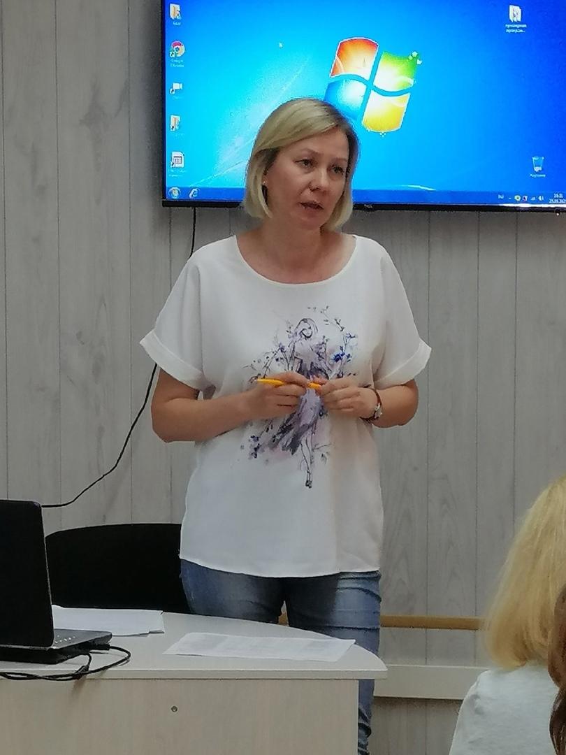 25 мая состоялось совещание руководителей дошкольных образовательных
