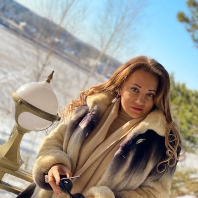 Фатима Хадуева, Москва