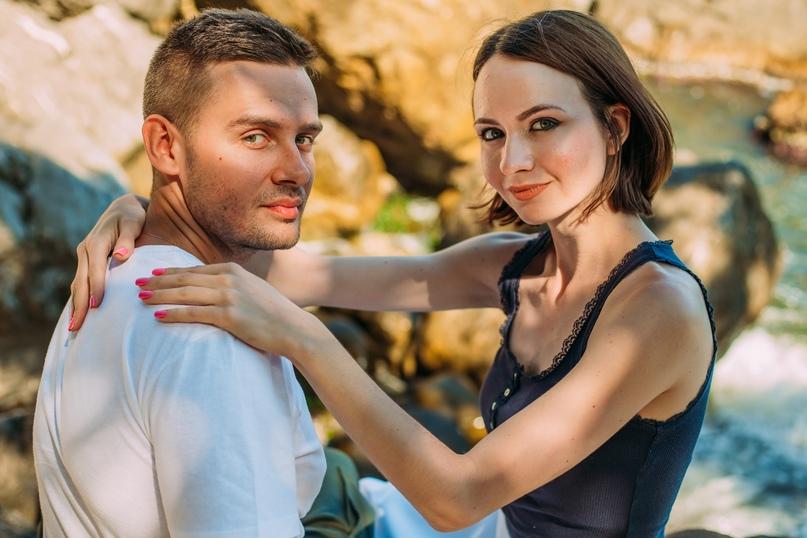 Love Story фотосессия в Гурзуфе - Фотограф MaryVish.ru