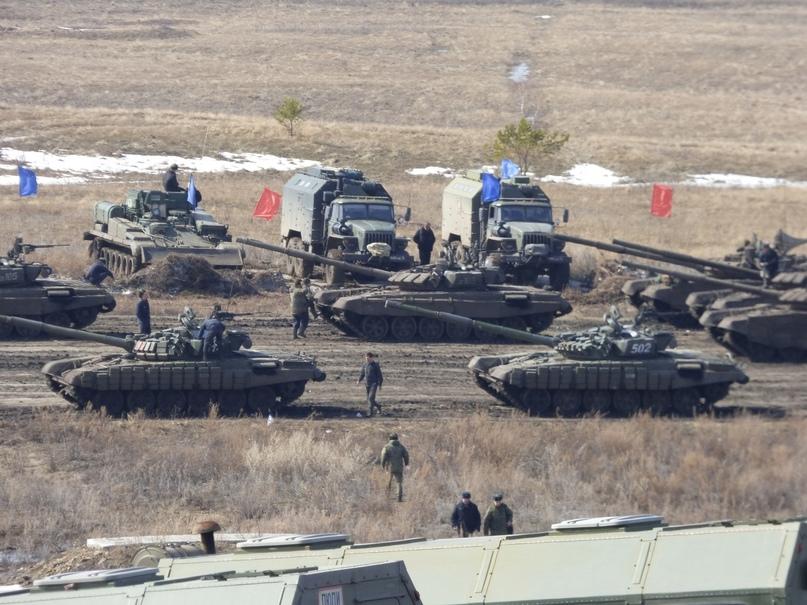Танковый биатлон 2021., изображение №4