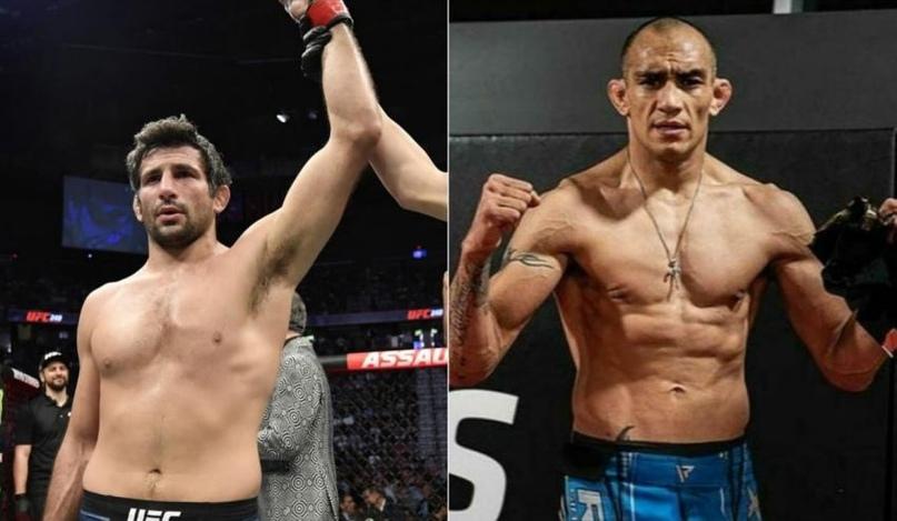 💥Бенеил Дариуш ожидает увидеть лучшую версию Тони Фергюсона на UFC 262