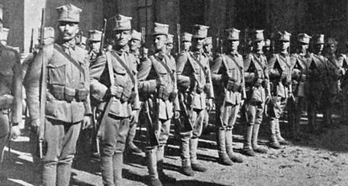 Поляки в армии Австрии