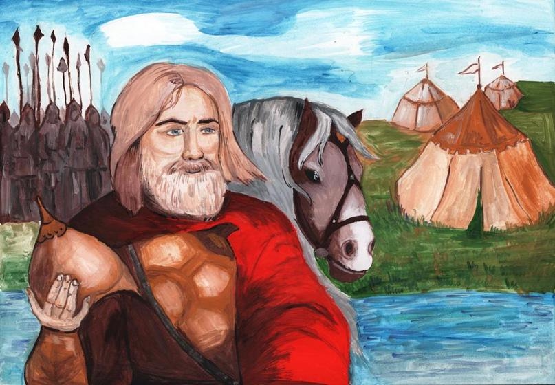 Якутская епархия подвела итоги конкурса «Александр Невский: воин, князь, святой», изображение №8