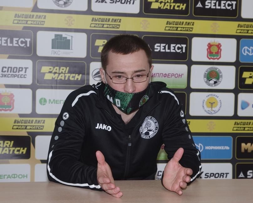 ЛКС — «Норман»: что сказали тренеры после матча, изображение №2