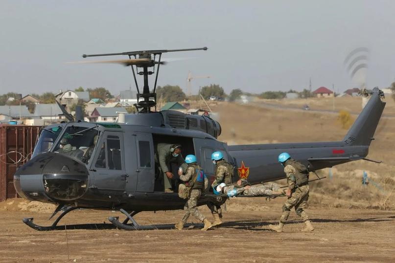 Вертолет UH-1H