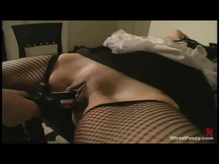 Shade Paine and Chanta-Rose  (WiredPussy 2003)