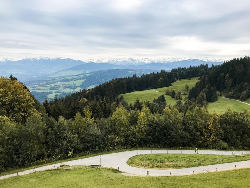 Альпийская долина