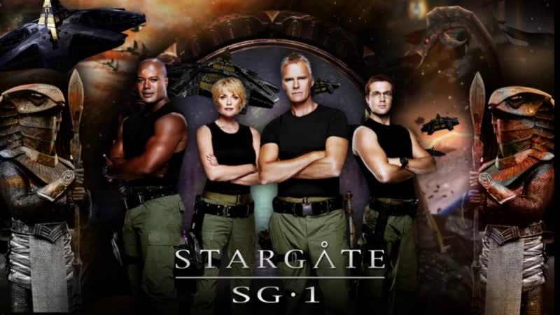 Звездные врата ЗВ 1 6 сезон 1 серия 2002 2003 г