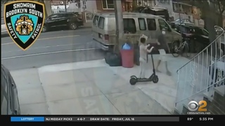 Video Shows Man Stealing 6-Year-Old Boy's Scooter