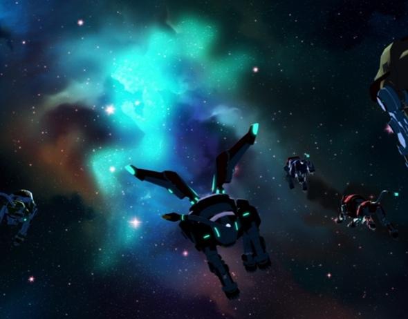 В погоне за призраками восьмого сезона(Voltron), изображение №25