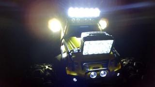 Система освещения 12V Traxxas Summit