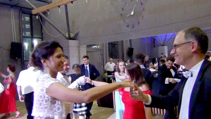 Вальс КД на танцевальном вечере в честь Покровителей семьи балансе рф