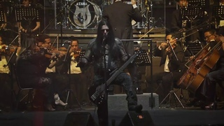 Septicflesh - Pyramid God (official live video) Infernus Sinfonica MMXIX