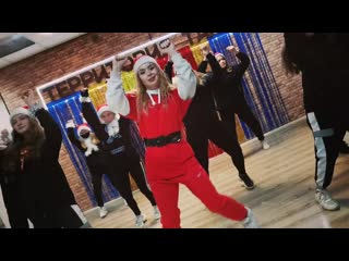 Хорео и BEAT CATCHERS CREW — Jingle Bells | Территория танца | Кунгур