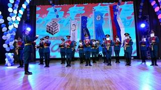 Церемония открытия Всероссийского форума научной молодежи «Шаг в будущее», 2019 г.