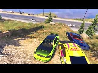 [FRESH] GTA 5 COPS & ROBBERS - БУЛКИН СЛЕТЕЛ С КАТУШЕК И РАЗНОСИТ ВСЕ НА СВОЕМ ПУТИ БЕЗ ПРАВИЛ!