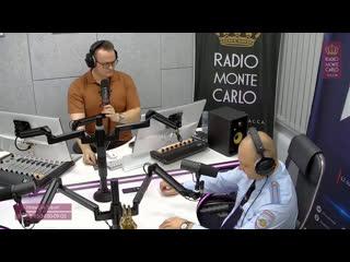 Станислав Бондаренко (ГИБДД России по Омской области) на Radio Monte Carlo Омск. Дорожный акцент. Погодные условия