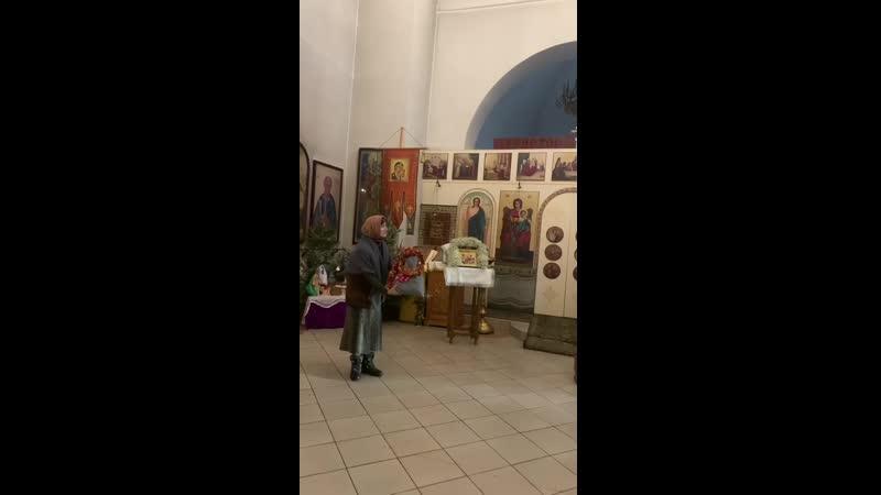 L Церковь Воскрешения Св Лазаря Четверодневного online video