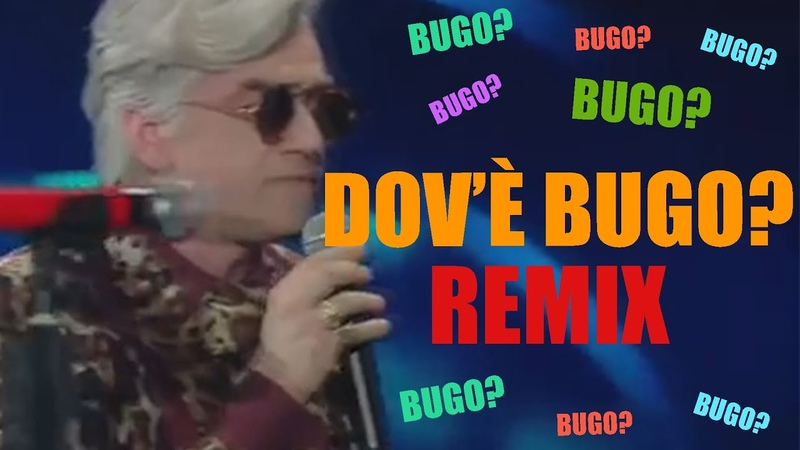 Dov'è Bugo REMIX Morgan VS Bugo Sanremo 2020