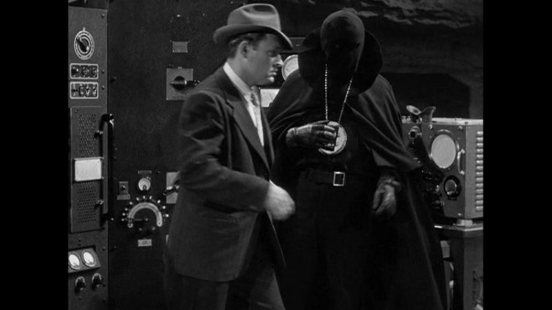 Бэтмен и Робин 13 серия Фантастика Боевик 1949