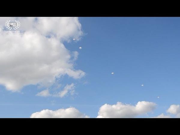 ВПК Каскад. Прыжки с парашютом. г. Богородск. 24.08.2019