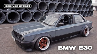 СОБРАЛИ BMW E30 К СЕЗОНУ ЗА 12 ДНЕЙ. ВИНТЫ LINES RACING. СЛАВА ТЕХНИК. PASKUDAPROJECT