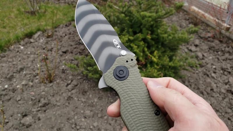 Нож Zero Tolerance 0301TS Strider Onion США