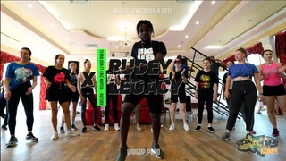 BIG UP KEMP RUSSIA 2019 | DAY SEVEN | DANCEHALL WORKSHOP- RUDEY LEGACY - SOLO |