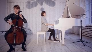 Gravity Falls Main Title Theme by Brad Breeck, acoustic version (violoncello and piano)