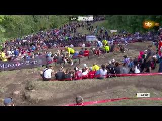 Mountain bike - Campeonato del Mundo Cross Country lite masculino
