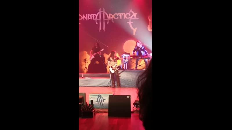 Sonata Arctica 13.02.2020 Hyvinkää