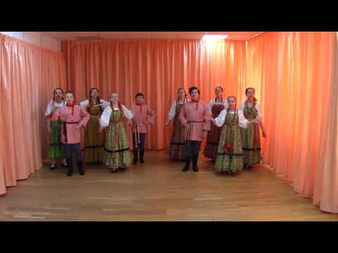 Фольклорный ансамбль Карусель Как по улице Ванюша