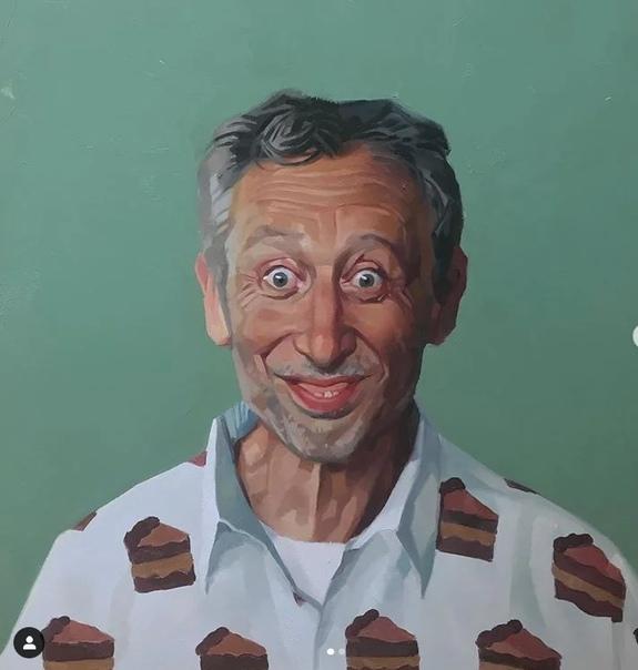 Даррен Батчер - невероятно талантливый художник из Великобритании Его крупномасштабные портретные коллажи  Смешные лица вызывают самые разные реакции у зрителя.Даррен создает яркие реалистичные