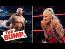 Batista and Dana Brooke are going on a date WWE's The Bump Dec 4 2019