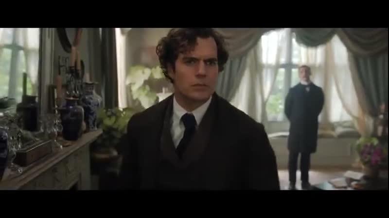 Энола Холмс отрывок 2