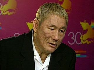 Японский режиссер Такэси Китано поделился профсекретами со студентами ВГИКА - Первый канал