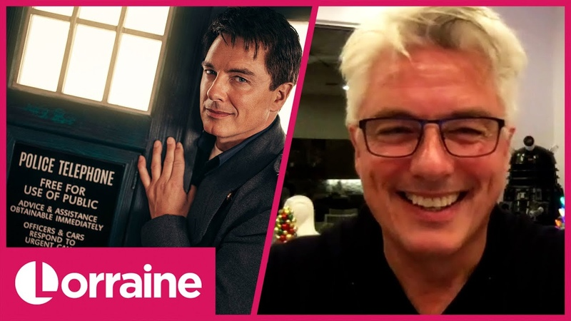 John Barrowman Reveals All About His Return to Dr Who Shocks Viewers With Scottish Accent|Lorraine