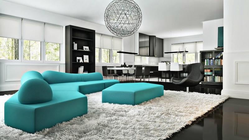 100 COOL Home decoration ideas Modern living room design