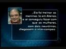 Gafe de Roberto Horcades presidente do fluminense