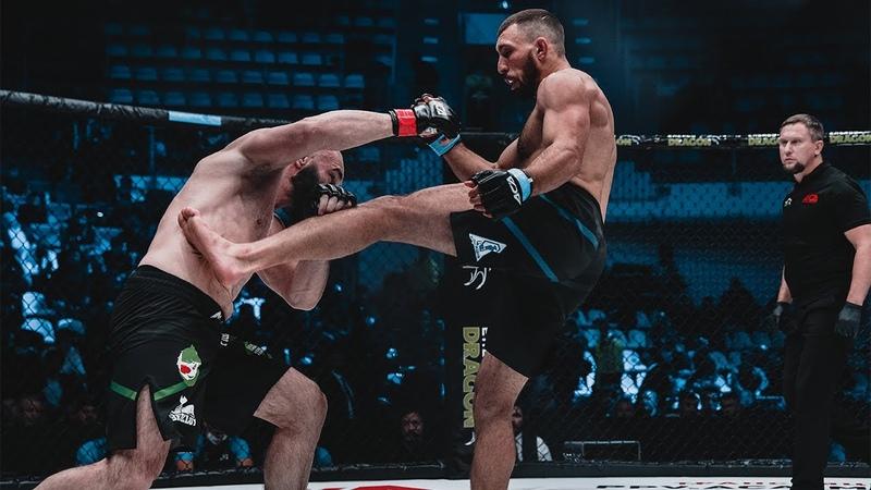 ACA 111 Азамат Амагов vs Арсений Султанов