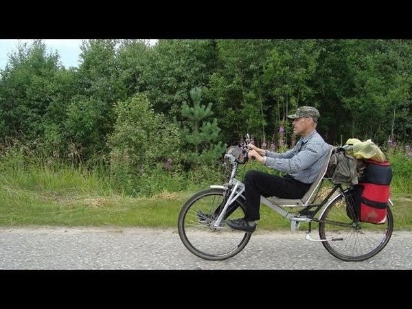 Велолодочное путешествие в затерянный мир Вологодчины 2