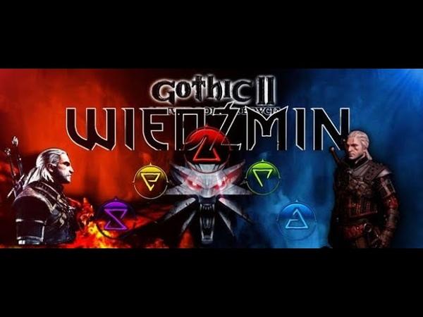 Gdyby Wiedźmin był w Gothicu Gothic Machinima