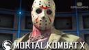 Spammer Gets Destroyed By Jason Voorhees! - Mortal Kombat X Jason Voorhees Gameplay
