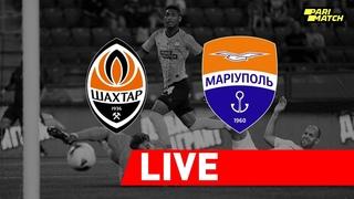 🔴 LIVE! Шахтер – Мариуполь. Трансляция перед матчем в Киеве ()