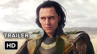Marvel's Loki Trailer (HD) Tom Hiddleston Disney+ Marvel series