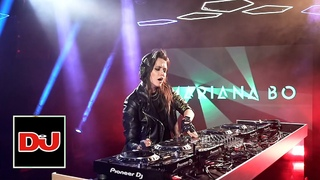 Mariana Bo live for the #Top100DJs Virtual Festival, in aid of Unicef